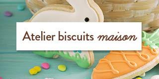 Atelier biscuits